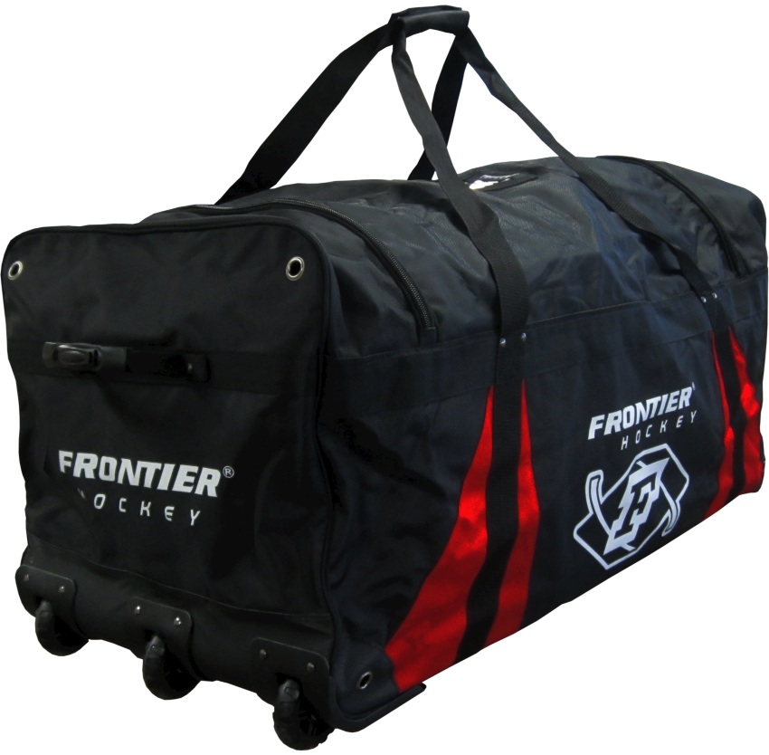Goalie Wheel Bag | Frontier Hockey
