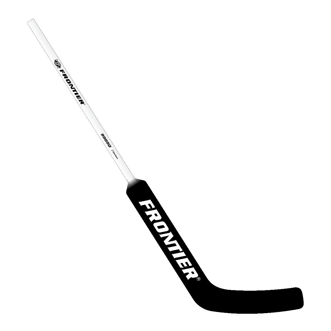 9985g Carbon Foam Core Goalie Stick Frontier Goalie Stick