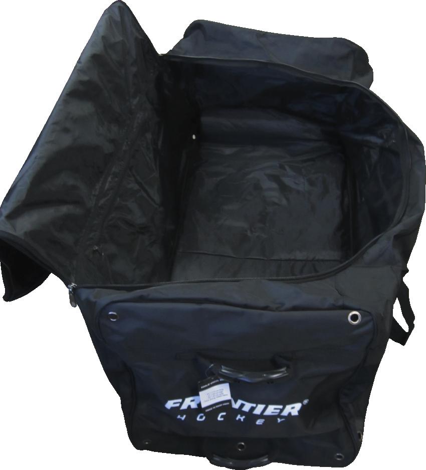 Goalie Wheel Bag Frontier Hockey