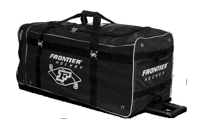 player wheel bag frontier hockey. Black Bedroom Furniture Sets. Home Design Ideas